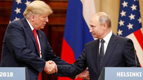 Covid-19 won't stop Trump: His real campaign surrogate, PUTIN, will 'ramp up' activities to compensate, says Dem senator