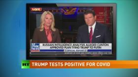 Himself to blame? Media attacks Trump for catching coronavirus