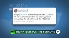 What Happens Next: Trump's Covid-19 Diagnosis