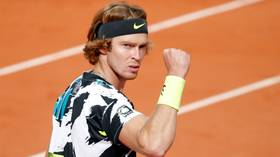 'I'm completely sick': Zverev sparks Covid fears after saying he shouldn't have played in French Open defeat