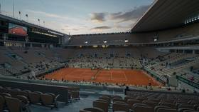 French Open match involving Russian player 'under suspicion of manipulation' after dubious betting patterns emerge – reports