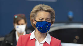 European Commission President von der Leyen self-isolating after close contact with Covid-19 case