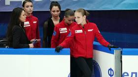'The Group of Death': Russian figure skating Grand Prix stage compared with brutal civil war