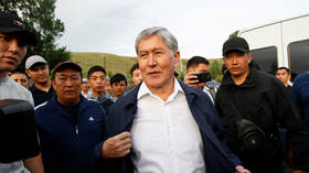 Kyrgyzstani protesters free ex-president Atambayev, imprisoned for corruption, as fallout from 'rigged' election leads to chaos