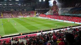 Spartak Moscow investigated over concerns they broke Covid-19 rules to let too many fans into stadium for clash with Zenit