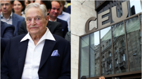 Education reform that forced Soros-funded uni out of Hungary is unlawful, top EU court rules