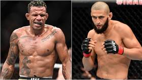 'I'm right here': UFC star Cowboy Oliveira calls for 'the fight no one else wants' against rising sensation Khamzat Chimaev