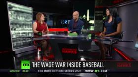 US inequality rising & SCOTUS rules on MLB case