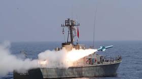 Top Iranian general decries 'terrorist' US military in Persian Gulf, vows retaliation if Islamic Republic's borders are breached