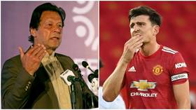 Falling for it: UK tabloid duped by report that Pakistan PM Imran Khan mocked Man Utd captain Maguire
