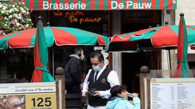 Brussels clamps down on socializing as cafes and bars to shut for a month amidst fresh coronavirus spike