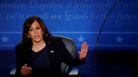'Mansplainer-in-chief': Liberal media talking heads rush to Harris' defense after Pence's 'condescending' debate performance