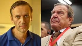 Former German chancellor Schroeder to sue tabloid Bild over Navalny accusation that he receives 'shadow money' from Putin