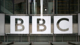 BBC presenter accused of 'shaming ordinary citizens' for chasing non-mask wearer down the street on TV