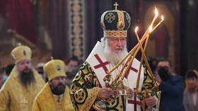 73-year-old Russian Church leader Patriarch Kirill to self-isolate after coming into contact with person infected by coronavirus