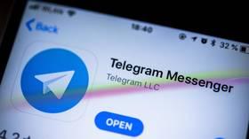 Apple требует, чтобы Telegram закрыл каналы DOXXING Белорусские полицейские - генеральный директор Дуров говорит, что «не предлагает большого выбора»