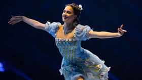 'I have to talk to show participants': Alina Zagitova reveals 'problems' of being a TV host