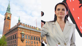Danish politicians spoke for FORTY MINUTES with fake 'Svetlana Tikhanovskaya' via video link - 'animal brothels' were discussed