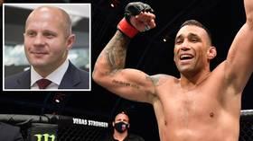 'Talks are really advanced': Former UFC champion Fabricio Werdum confident Fedor Emelianenko rematch will be announced soon