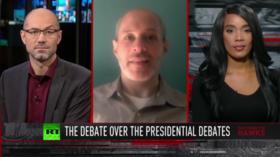 Presidential debates or presidential advertising?