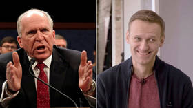 'Imagine': Ex-CIA director Brennan dreams of Navalny becoming president of Russia AND befriending Democrat challenger Joe Biden