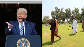 Trump's critics slamming him for Taliban 'endorsement' dislike him so much, they are seemingly willing to argue for endless wars