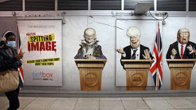 Reborn Spitting Image is biting, bi-partisan and base. So why isn't a US TV network prepared to show it?