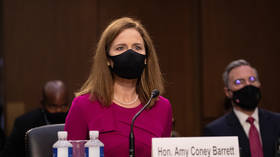 Amy Coney Barrett vows to keep politics out of law, but Democrats & Republicans have other ideas as confirmation hearings begin