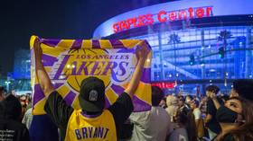 LA Lakers' NBA championship parade 'on hold until they get all-clear' due to Covid-19