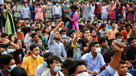Bangladeshi cabinet approves death penalty for rapists following public protests