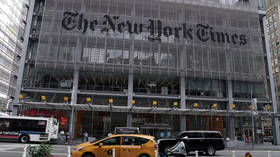 'Furor' at New York Times after union attacks paper for going after 'one of its own,' but then deletes tweet saying it was 'error'