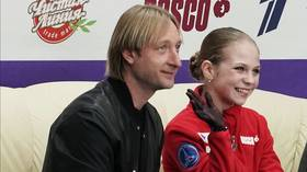 'This is NOT your victory!': Evgeni Plushenko blasted by Eteri Tutberidze fans for 'boasting' about Trusova success