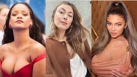 Russian tennis icon Maria Sharapova named among 'richest self-made women' alongside Kylie Jenner & Rihanna