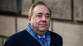 George Galloway: When Alex Salmond speaks up, many will 'tremble in the midst of their glee'