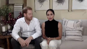 'Absolutely nauseating': Telegraph tarred & feathered online for claiming Meghan Markle's outfit was 'secret feminist message'