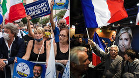 Put 'em in the dock! France's police raids on politicians over their criminal Covid-19 incompetence should be just the start