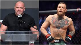 'It's a yes or no answer': Dana White DENIES Conor McGregor opportunity to fight again in 2020, offers January bout with Poirier
