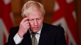 Boris Johnson 'disappointed' with lack of progress in Brexit trade talks with EU