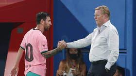 'Messi's performances could be better,' says Koeman – but Champions League opener offers ideal chance for confidence boost