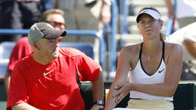 'No way I'm going to a Soviet hospital': Sharapova's ex-coach defends US player who fled Russia after positive Covid-19 test