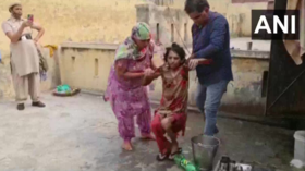 Indian woman rescued after husband locked her in toilet for 18 months