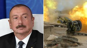 'Under no circumstances': Independence for Nagorno-Karabakh's a 'red line' Baku won't concede, says Azerbaijani President Aliyev
