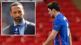 'Take him out of the firing line': Rio Ferdinand says Harry Maguire should be DROPPED after United skipper's poor run of form