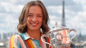 'My life changed completely': French Open champion Iga Swiatek trying to adjust to life as the NEW SUPERSTAR of women's tennis