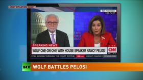 Nancy gets Blitzed