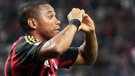 Santos SUSPENDS contract with Robinho after sponsors threaten to QUIT over Brazilian's RAPE conviction