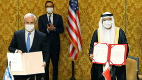 Israel, Bahrain formalize diplomatic relations during joint US-Israeli visit to Gulf state
