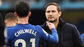 'I always feel Abramovich's support': Lampard hails billionaire Blues owner as he makes appearance at Chelsea victory in Russia