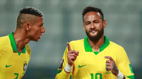 '10,000 messages in 5 minutes': Brazil ace Richarlison pleads with fans to stop calling after Neymar reveals Everton star's number