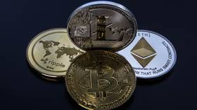 Skyrocketing bitcoin makes cryptocurrencies best asset of the year, outperforming gold